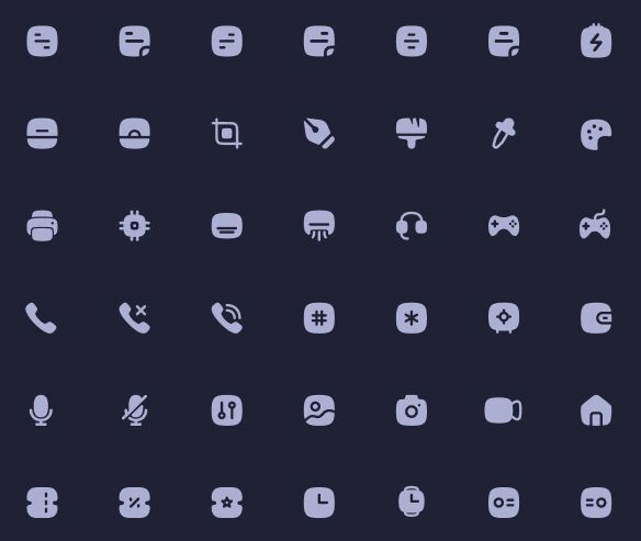 1300+ Fully Customizable & Free Icons