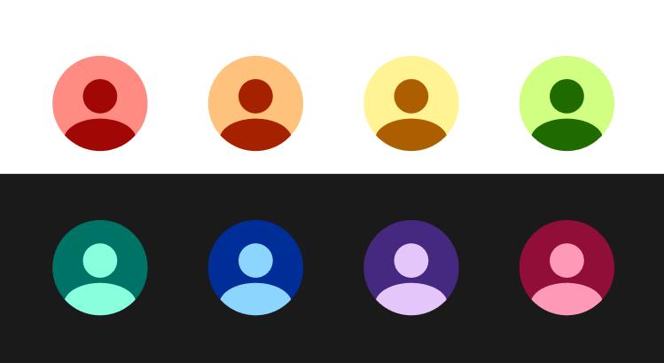 Minimal Avatars Figma