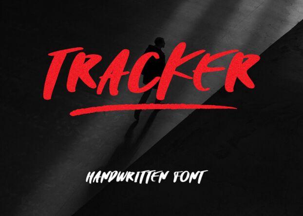 Tracker Font