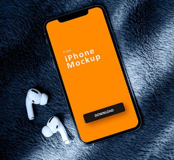 Download free iPhone mockup