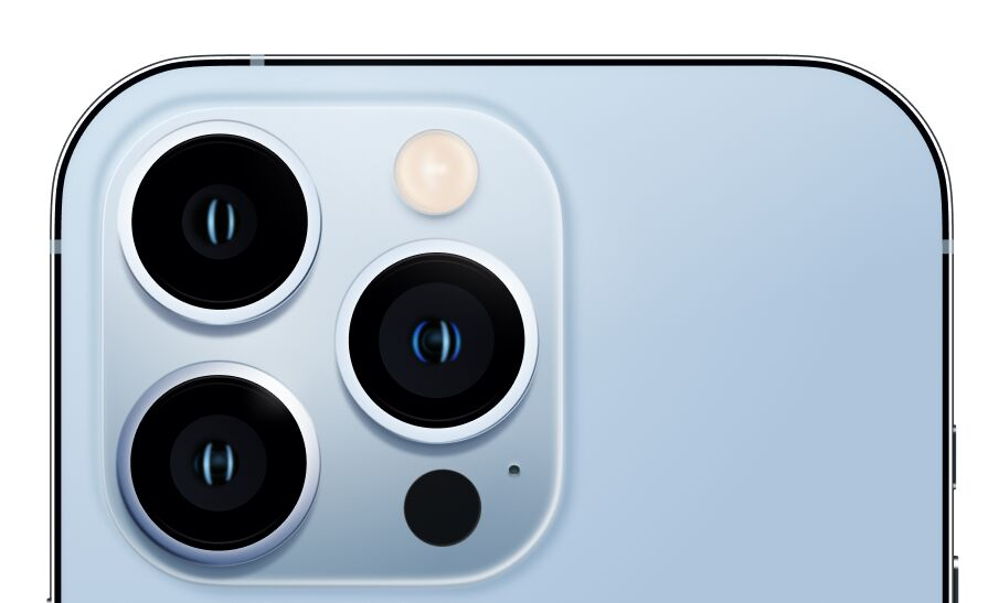 iPhone 13 Pro Max Illustration