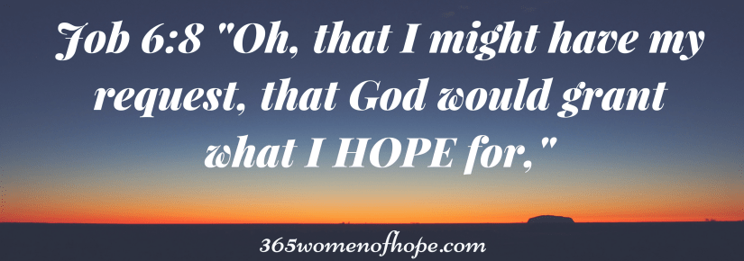 Verses Of Hope – 365Women of Hope