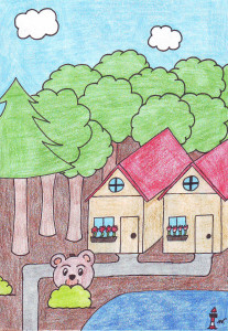16 Die zwei Bären