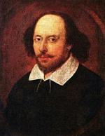 Naissances et Décès: William Shakespeare