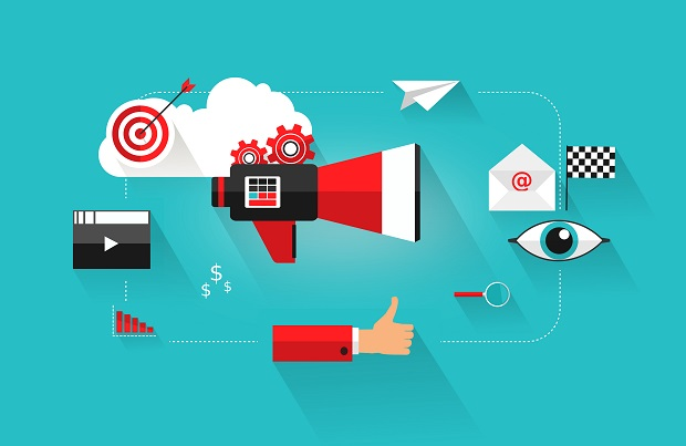 Online content creation marketing