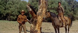 Still from Ride Lonesome (1959)