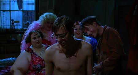 Still from The Dark Backward (1991)
