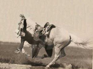 Still from In Old Santa Fe (1934)