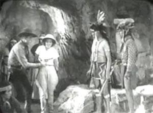 Still from Riders of the Whistling Skull (1937)
