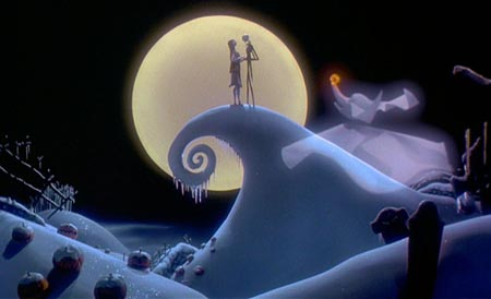 Still from The Nightmare Before Christmas (1993)