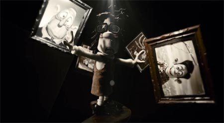 Still from Mary and Max (2009)