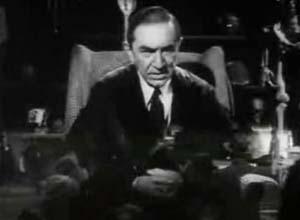 Bela Lugosi in Glen or Glenda?