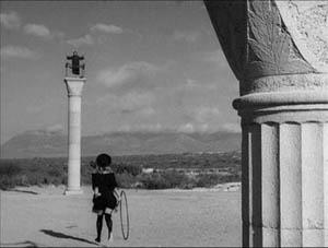 Still from Simon of the Desert (1965)