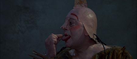Still from Fellini Satyricon (1969)