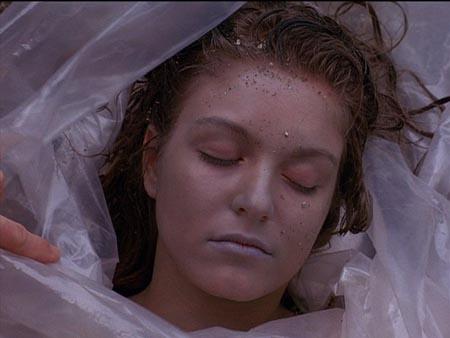 """Still from """"Twin Peaks"""" pilot (1990)"""