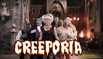 Promotional image from Creeporia