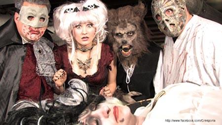 Creeporia Cast
