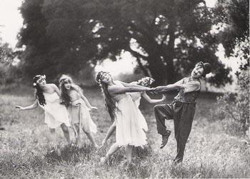 Still from Sunnyside (1919)