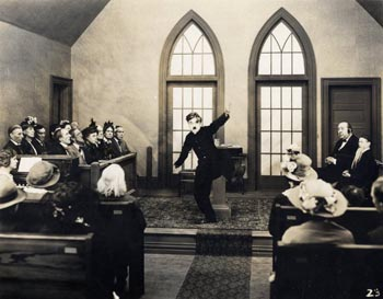 Still from The Pilgrim (1923)