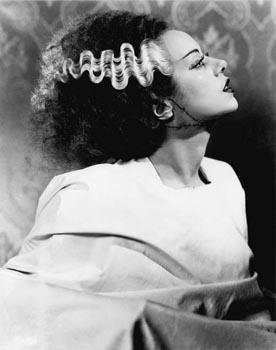 Still from The Bride of Frankenstein (1935)