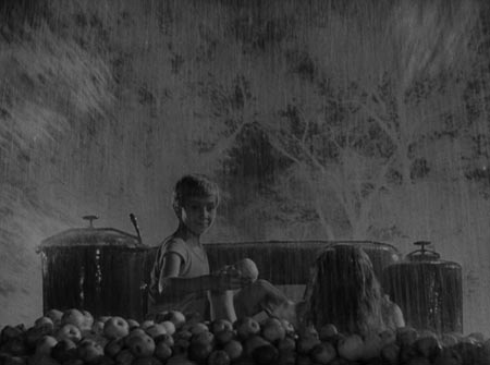 Still from Ivan's Childhood (1962)
