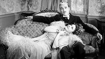 Still from Monsieur Verdoux (1947)