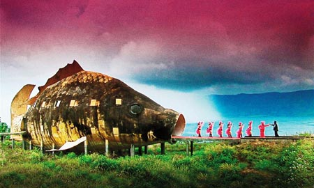 Still from The Act of Killing (2012)