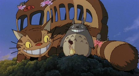 Still from My Neighbor Totoro (1988)
