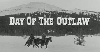 Still from Day of the Outlaw (1959)
