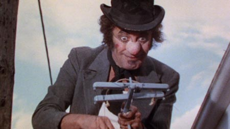 Still from Shanks (1974)