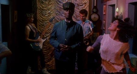 Still from Night Train to Terror (1985)