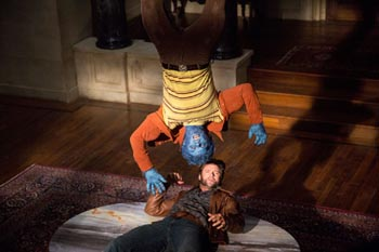 Still from X-men Days of Future Past (2014)