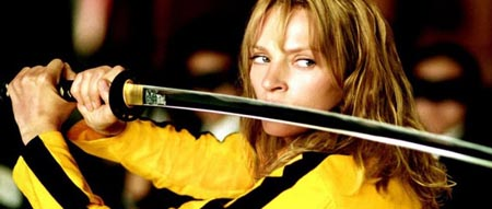 Still from Kill Bill