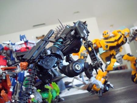 Still from Transformers (2007)