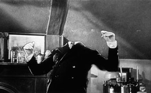 Still from The Invisible Man (1933)