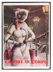 Calore in Corpo poster