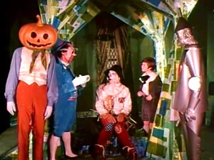 Still from The Wonderful Land of Oz (1969)