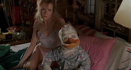Still from Howard the Duck (1986)
