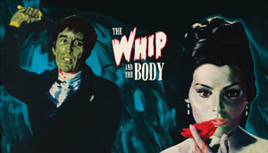 Poster for The Whip and the Body (1963)