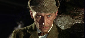 still from The Hound of the Baskervilles (1959)