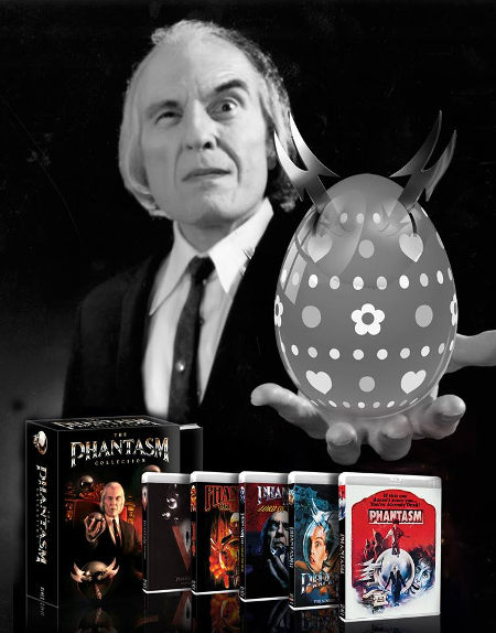 Promotional art for Phantasm box set