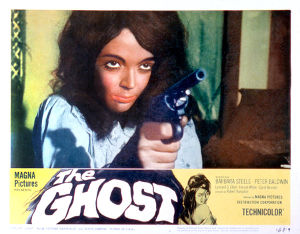 Poster for The Ghost (1963)