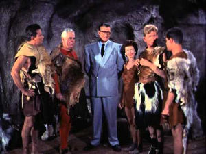 "Still from ""Through the Time Barrier"" from ""Adventures of Superman"""