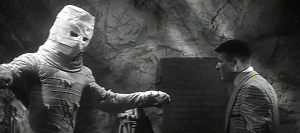 Still from Frankenstein 1970 (1958)