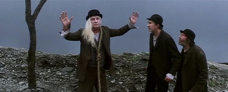 Still from Waiting for Godot (2001)