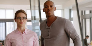 Mehcad Brooks as Jimmy Olsen Supergirl