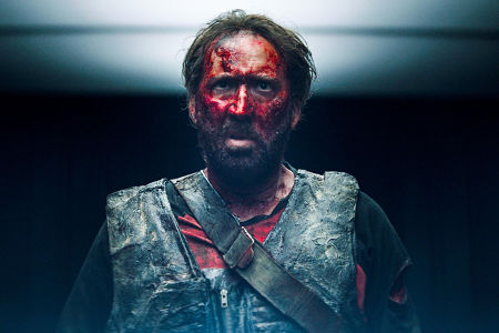 Still from Mandy (2018)