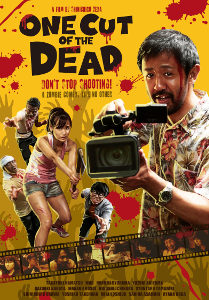 One Cut of the Dead Poster (2018)