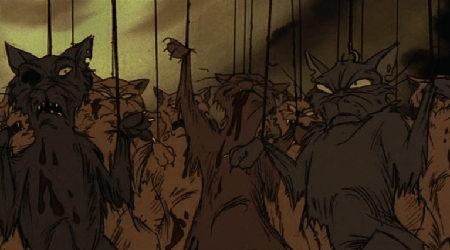 Still from Felidae (1994)