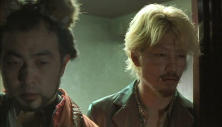 Still from Ichi the Killer (2001)